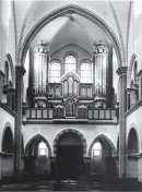 Grand Orgue Walcker de l'église St. Peter de Sinzig (D). Crédit: L'Orgue, Office du Livre, Fribourg, 1984
