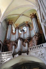 Une vue du Grand Orgue. Cliché personnel
