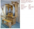 Exemple d'un orgue De G. Cattin. Source: site Internet du facteur