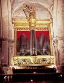 L'orgue italien Piantanida de N.-Dame-des-Doms, Avignon. Source: L'Orgue, Office du Livre, Fribourg, 1984